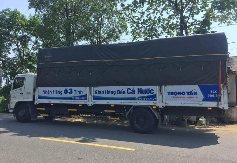xe tải chở hàng 8t