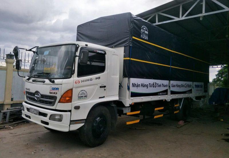 xe tải chở hàng 5t