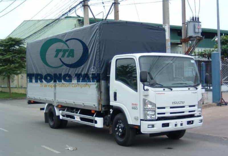 xe tải chở hàng 2,5t